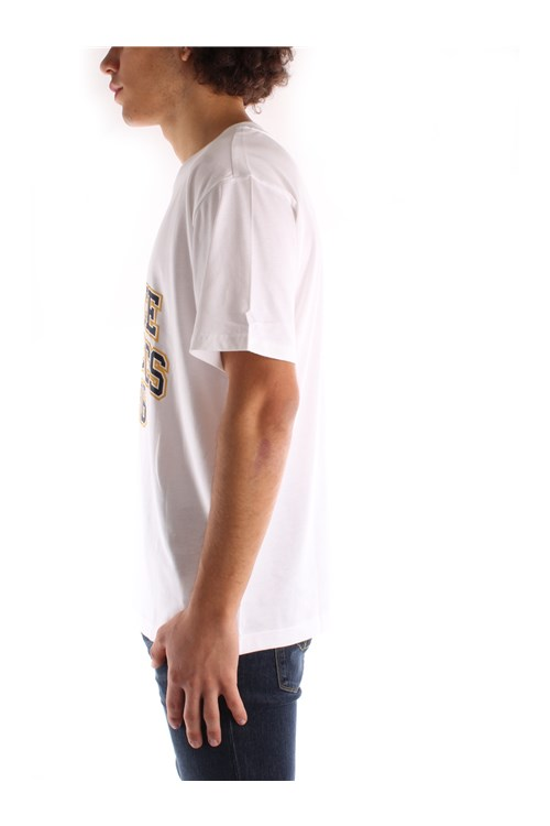 New Balance T-shirt WHITE