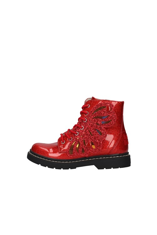 Lelli Kelly Amphibians RED