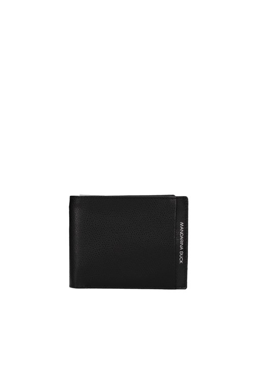 Mandarina Duck Wallets BLACK