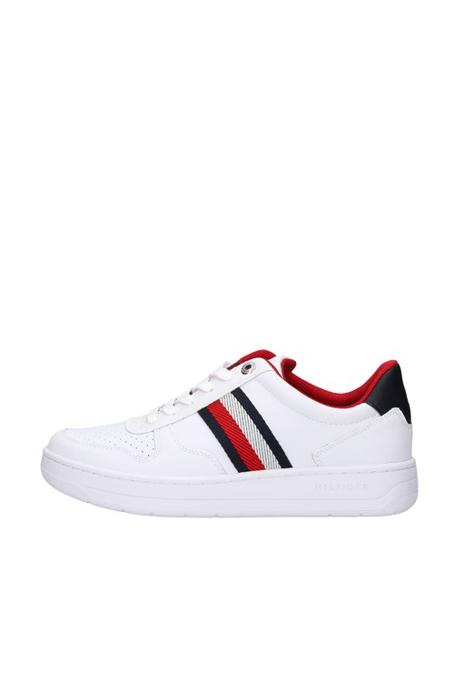 Tommy Hilfiger low WHITE