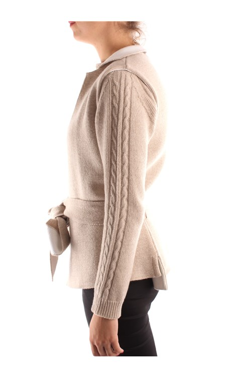 Friendly Sweater Knitted vest BEIGE