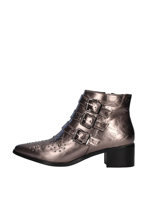 Gattinoni Roma boots GOLD