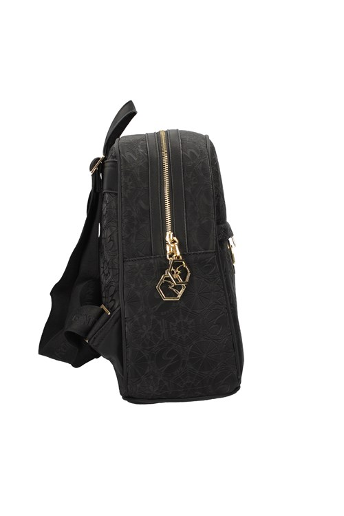 Gattinoni Roma Backpacks BLACK