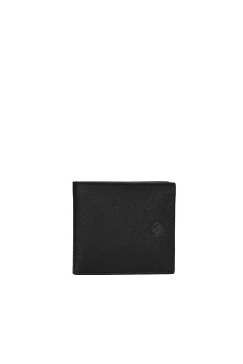 Gattinoni Roma Wallets for Men BLACK