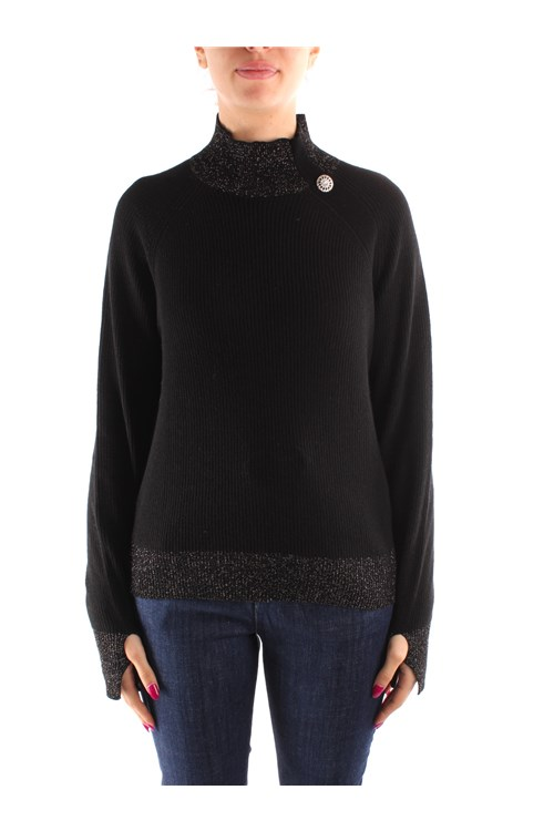 Liu Jo High Neck  BLACK