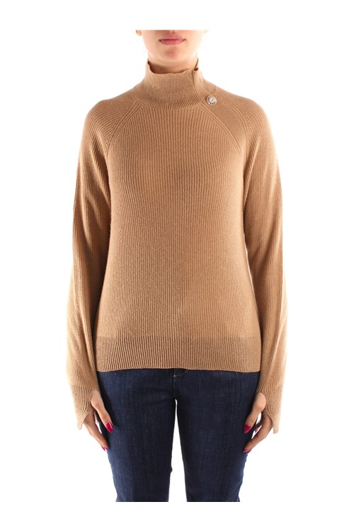 Liu Jo High Neck  BEIGE