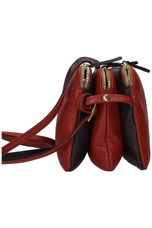 Bruno Rossi Shoulder Strap RED