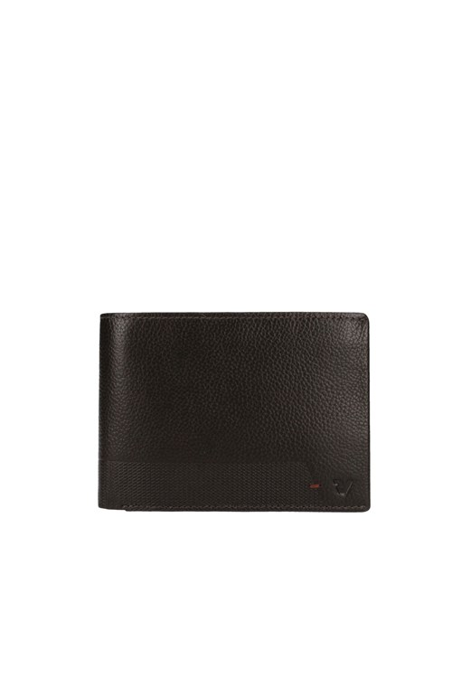 Roncato Wallets for Men GREY