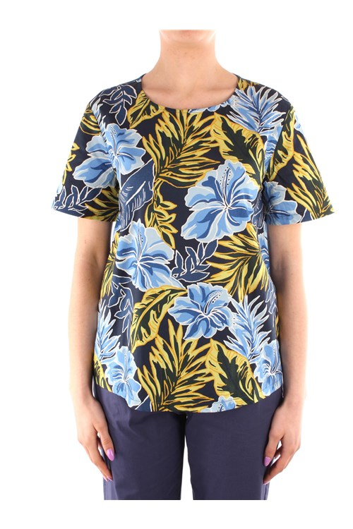 Weekend Maxmara Short sleeve BLUE