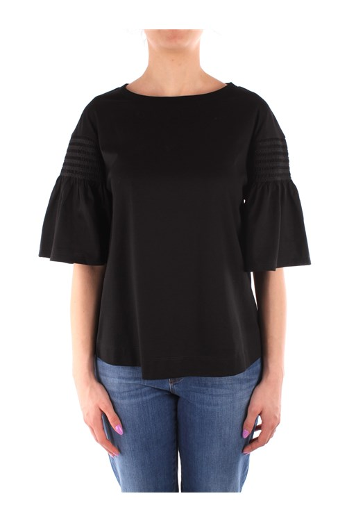 Weekend Maxmara Short sleeve BLACK