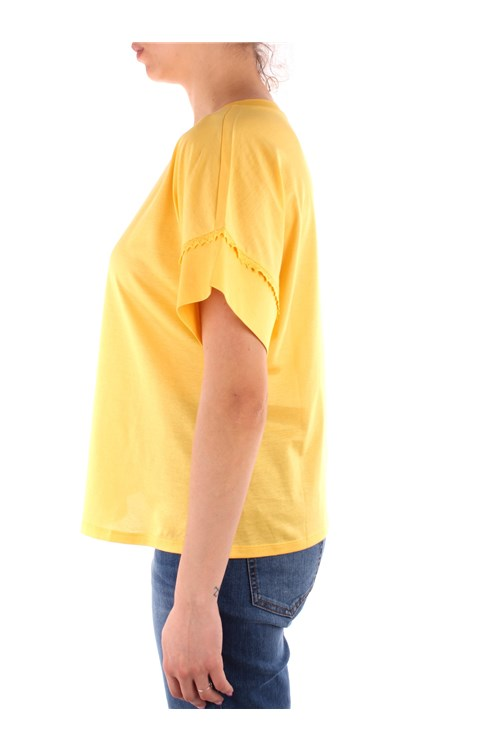 Weekend Maxmara Short sleeve YELLOW