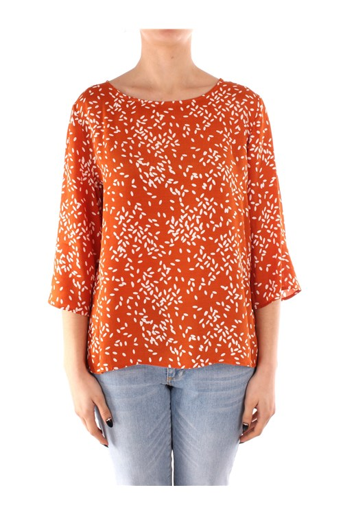 Emme Di Marella Blouses ORANGE