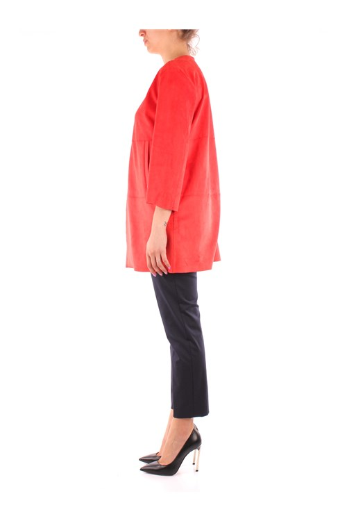 Emme Di Marella Overcoat RED