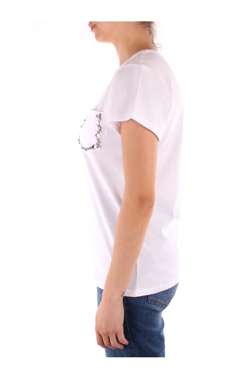 Iblues Short sleeve WHITE