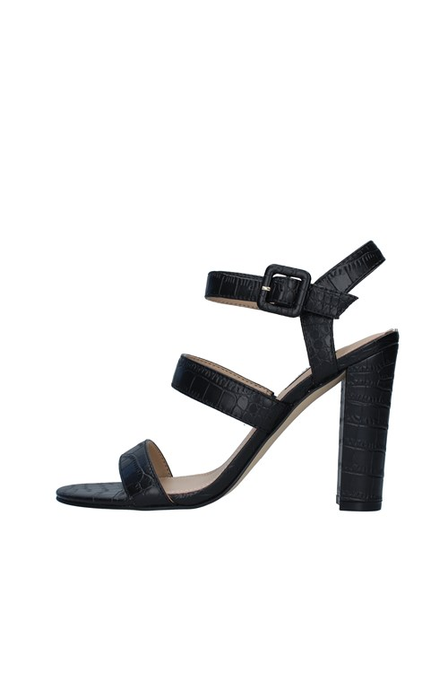 Guess With heel BLACK