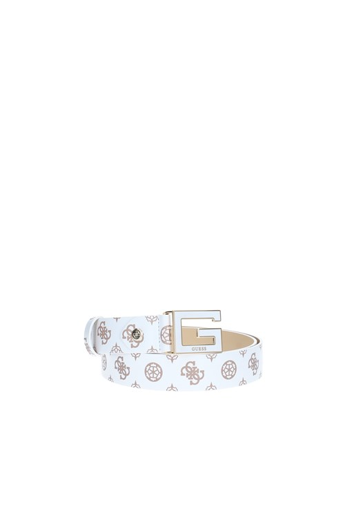 Belts WHITE