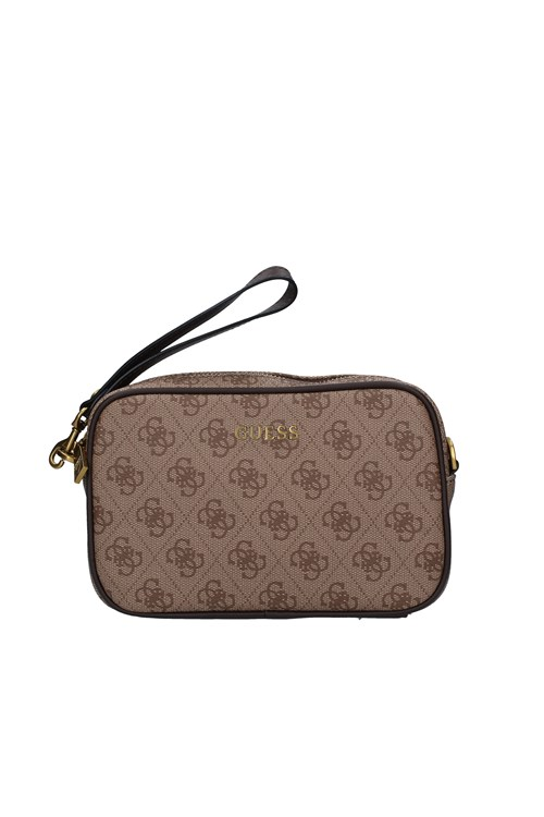Guess Clutch BROWN