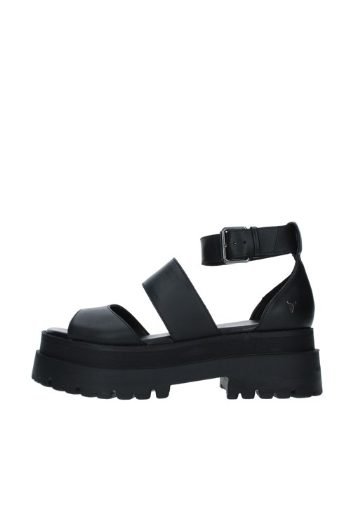 With wedge BLACK