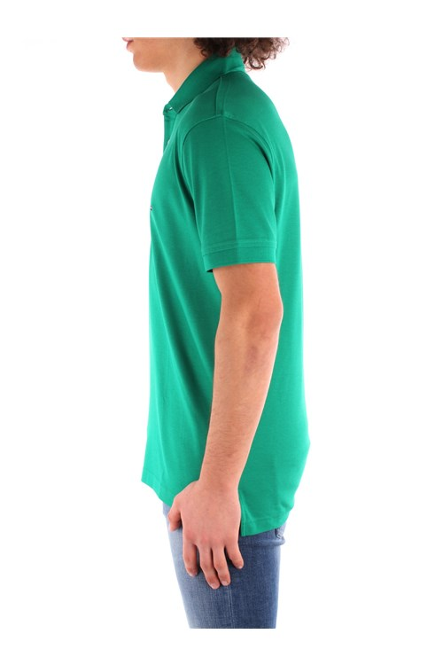 Tommy Hilfiger Short sleeves GREEN