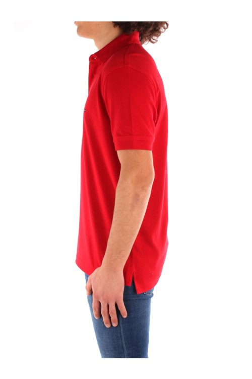 Tommy Hilfiger Short sleeves RED