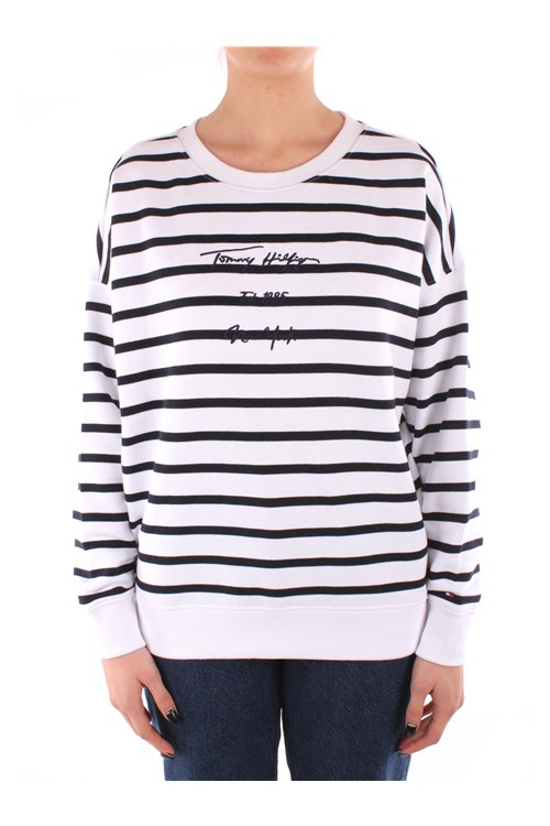 Tommy Hilfiger Striped WHITE