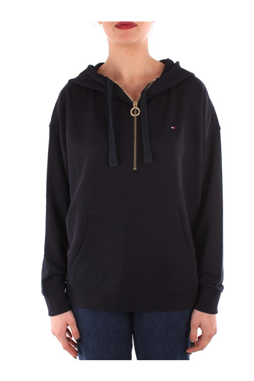 Tommy Hilfiger Hooded BLUE