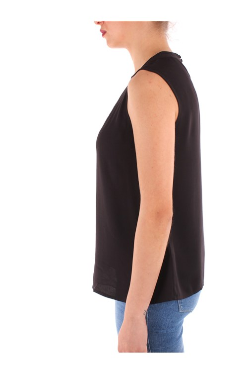 Guess Sleeveless BLACK