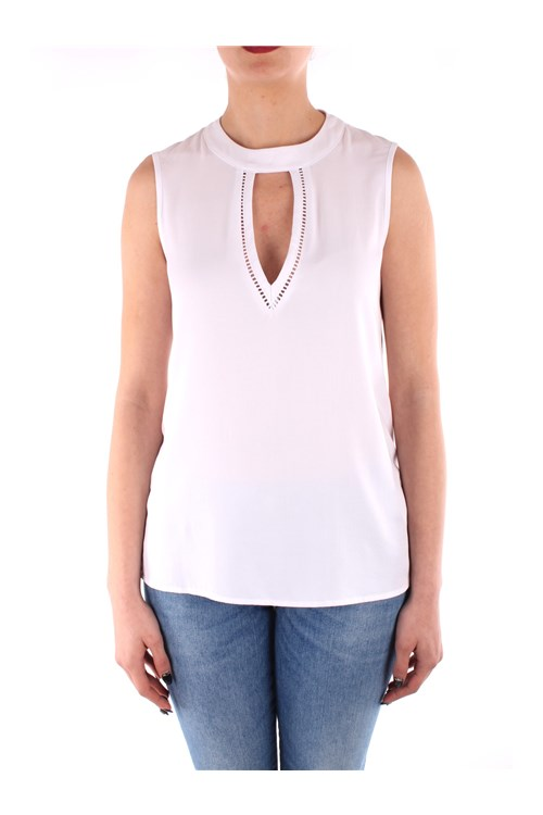 Guess Sleeveless WHITE