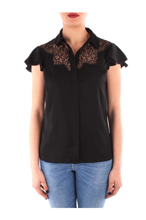 Guess Short sleeves BLACK