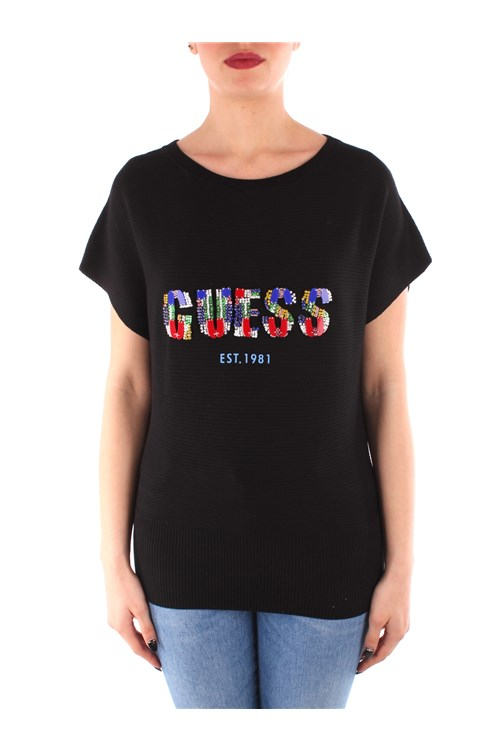 Guess Short sleeve BLACK