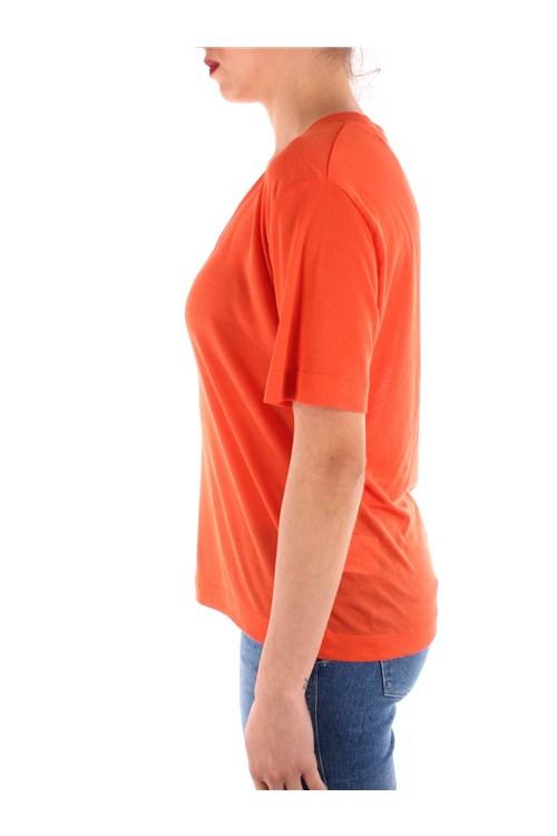 Guess Short sleeves ORANGE