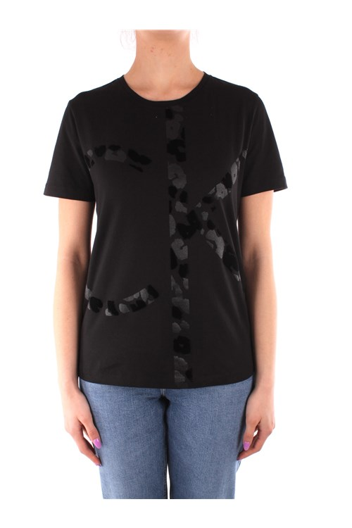 Calvin Klein Short sleeve BLACK