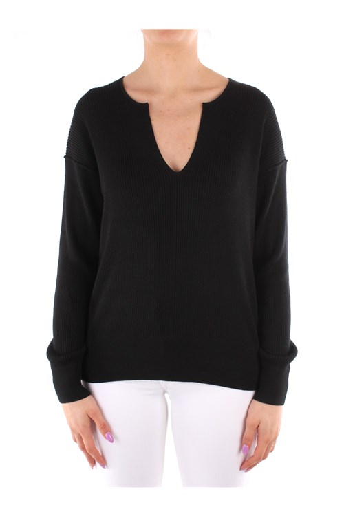 Calvin Klein V-neck BLACK