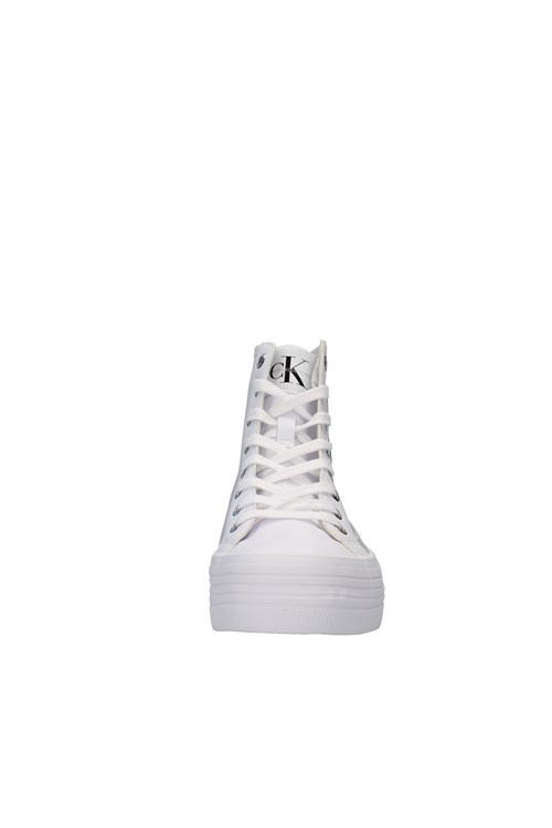 Calvin Klein high WHITE