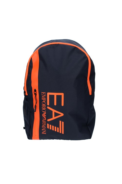 Ea7 Backpacks BLUE