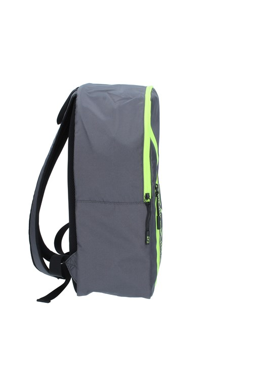 Ea7 Backpacks GREY