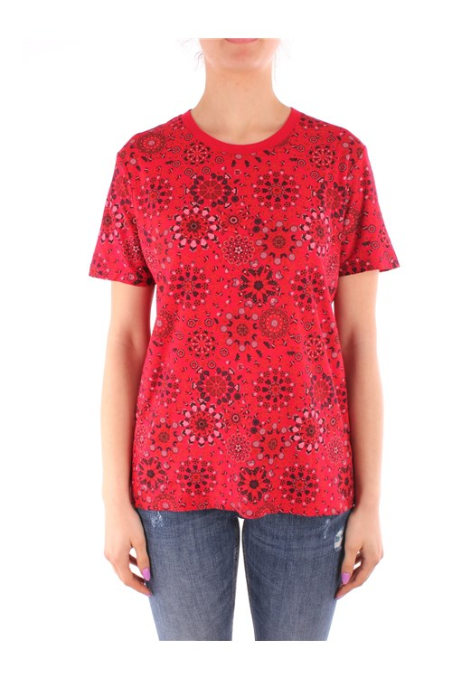 Desigual Short sleeve RED