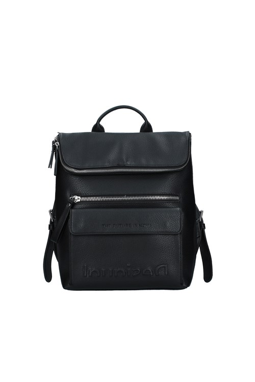 Desigual Backpacks BLACK