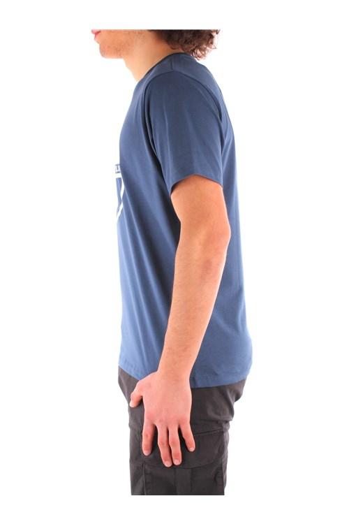 North Sails Short sleeve BLUE