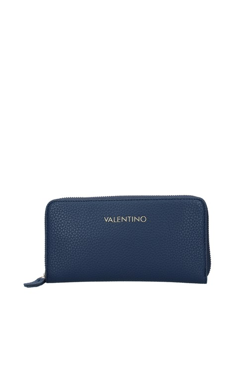 M. Valentino Wallets NAVY BLUE