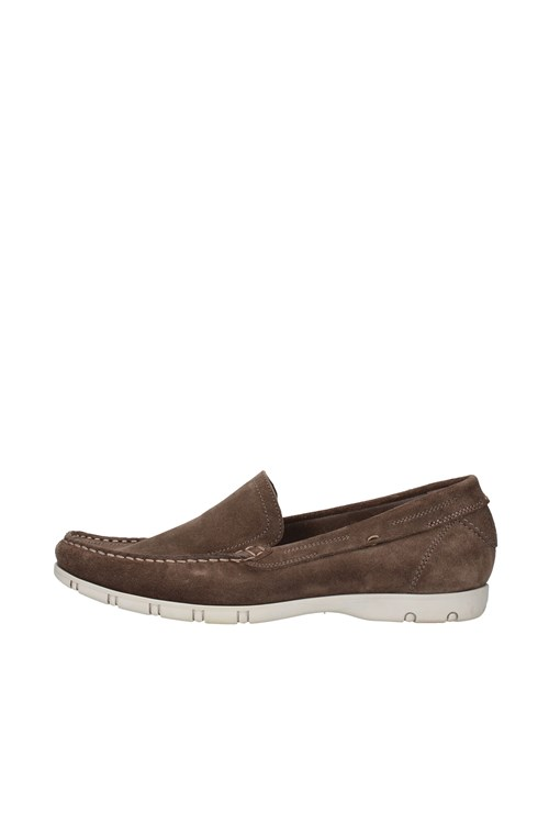 Lion Shoes Loafers BROWN