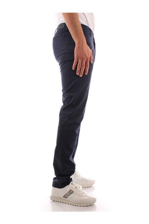Trussardi Jeans Trousers NAVY BLUE