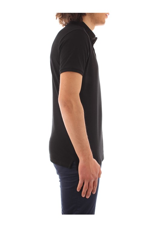 Trussardi Jeans Polo shirt BLACK