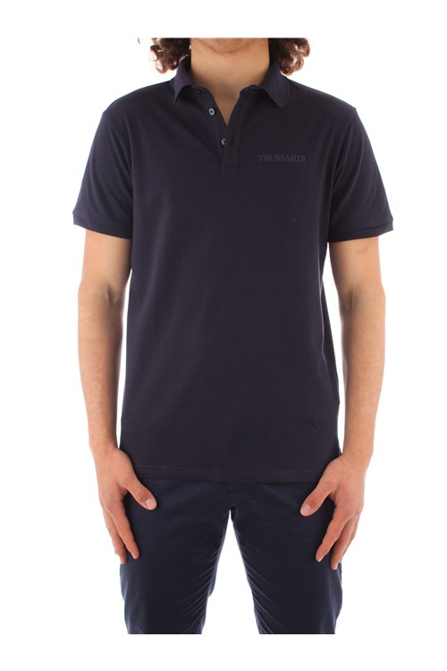 Trussardi Jeans Polo shirt NAVY BLUE