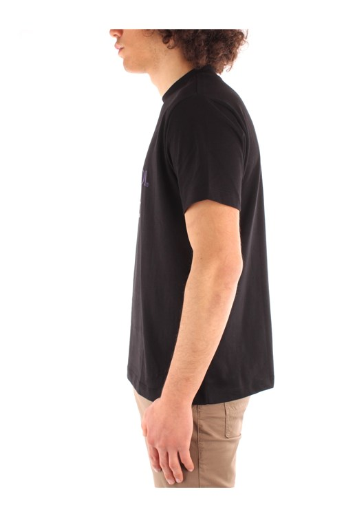 Trussardi Jeans Short sleeve BLACK