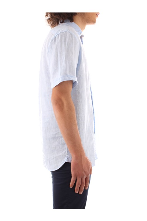 Trussardi Jeans Short sleeves BLUE