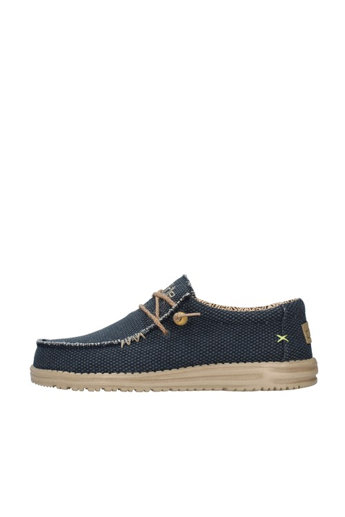 Dude Loafers BLUE