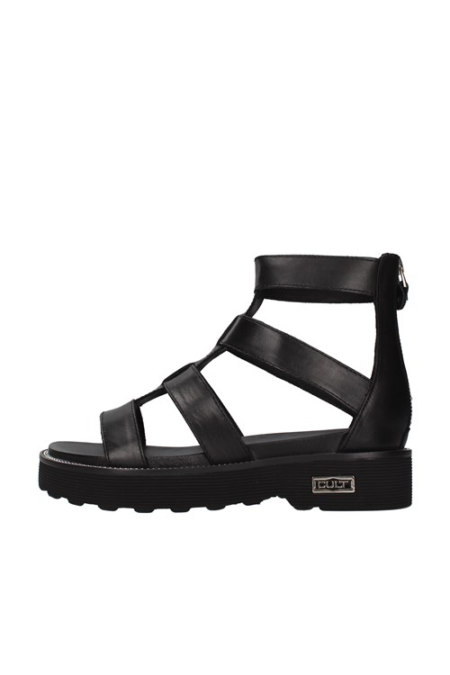 Cult With wedge BLACK
