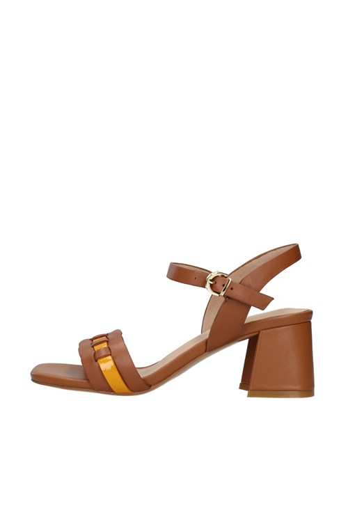 Luciano Barachini With heel BROWN