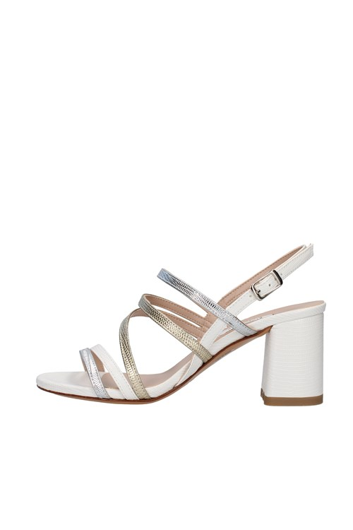 L'amour By Albano With heel WHITE